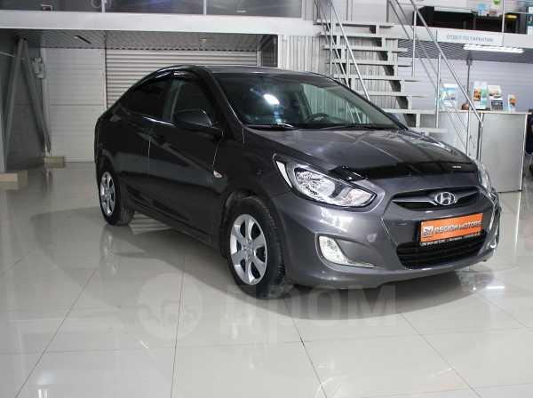Hyundai Solaris, 2011 год, 449 900 руб.