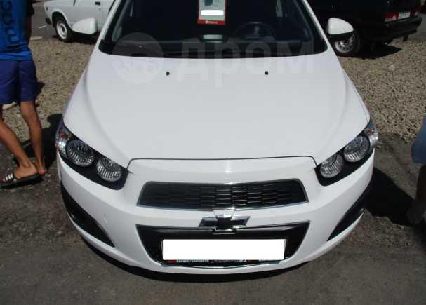 Chevrolet Aveo, 2012 год, 388 000 руб.
