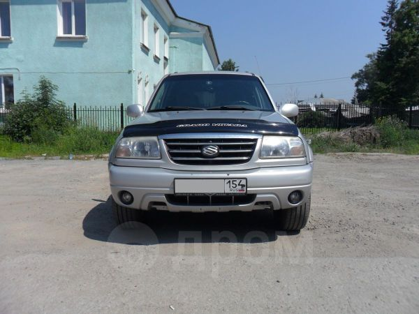 Suzuki Grand Vitara XL-7, 2002 год, 444 444 руб.