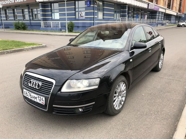 Audi A6, 2007 год, 499 999 руб.