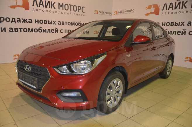 Hyundai Solaris, 2017 год, 779 900 руб.