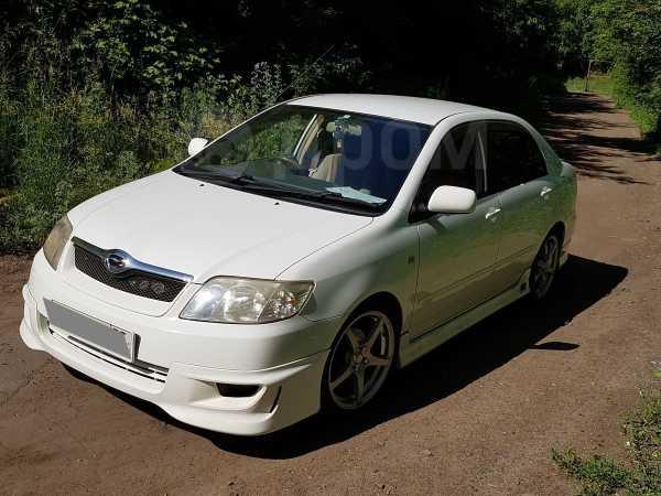 Toyota Corolla, 2006 год, 525 000 руб.