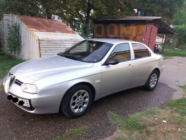 Alfa Romeo 156, 1999 год, 200 000 руб.