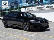 Владивосток BMW M5 2018