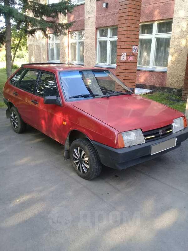 Лада 2109, 1995 год, 56 000 руб.
