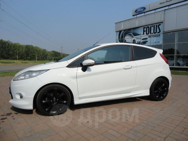 Ford Fiesta, 2012 год, 485 000 руб.