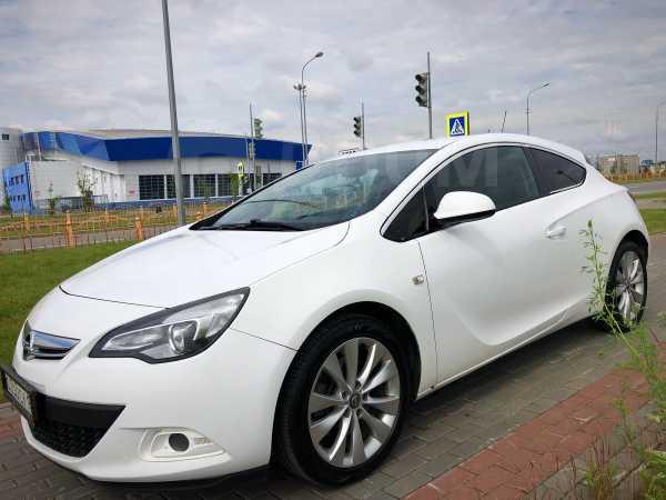 Opel Astra GTC, 2012 год, 599 000 руб.