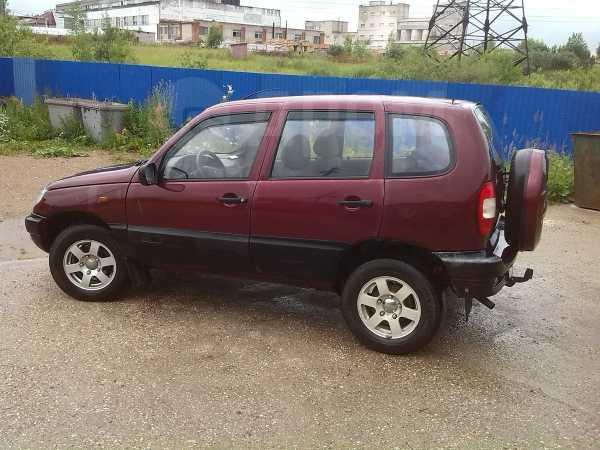 Chevrolet Niva, 2005 год, 149 000 руб.