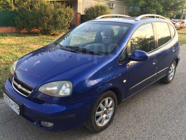 Chevrolet Rezzo, 2006 год, 260 000 руб.
