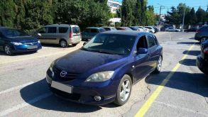 Симферополь Mazda3 2005