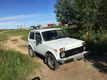 Сургут 4x4 2121 Нива 2004