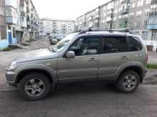 Воркута Niva 2011