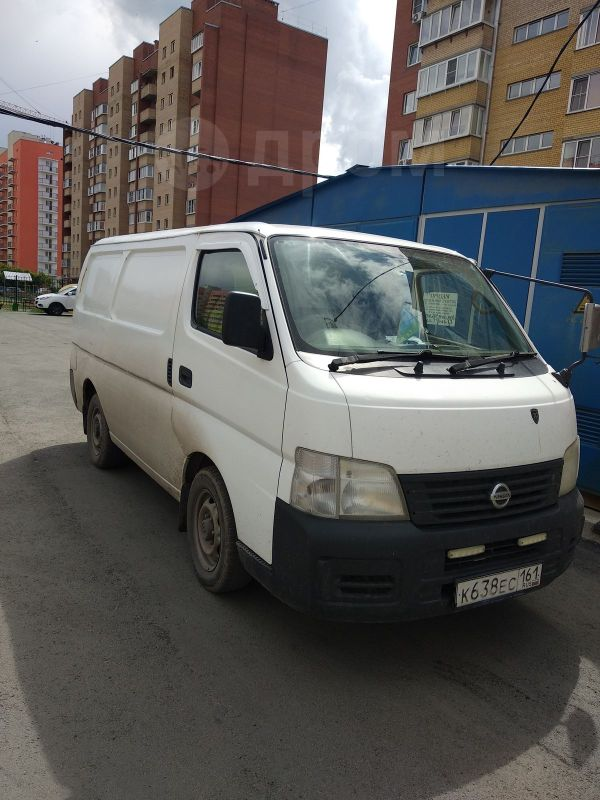 Nissan Caravan, 2003 год, 313 000 руб.