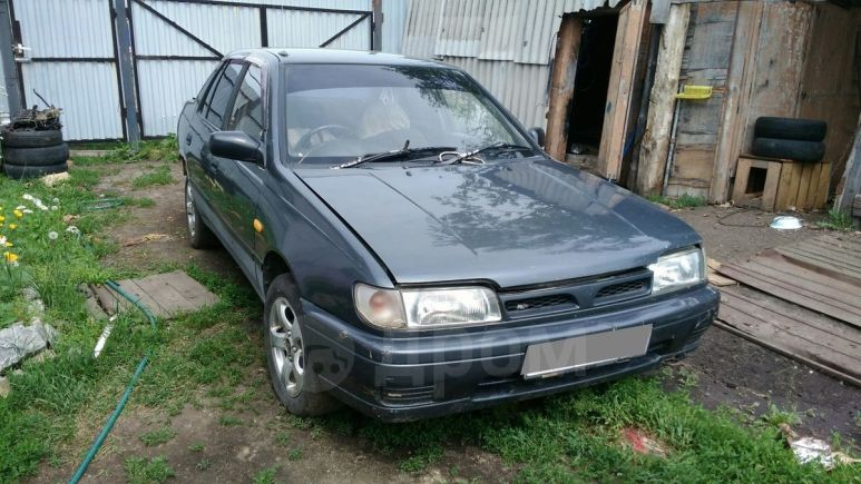 Nissan Pulsar, 1992 год, 55 000 руб.