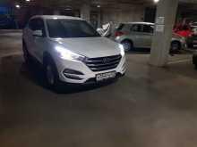 Hyundai Tucson, 2017 г., Краснодар
