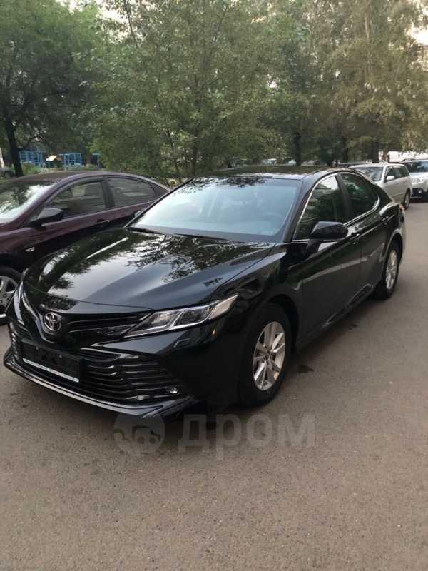Toyota Camry, 2018 год, 1 970 000 руб.