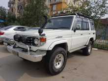 Якутск Land Cruiser 2002