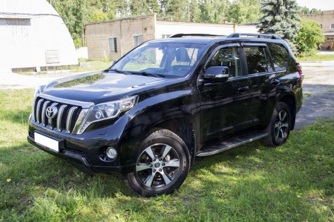 Toyota Land Cruiser Prado, 2016 год, 2 500 000 руб.