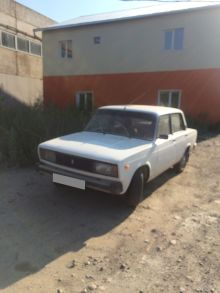 Абакан Лада 2105 1986