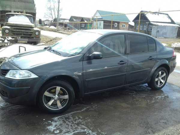 Renault Megane, 2007 год, 315 000 руб.