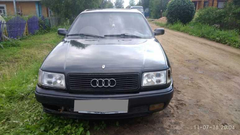Audi 100, 1991 год, 69 000 руб.