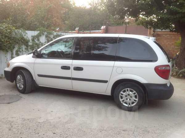 Dodge Caravan, 2005 год, 530 000 руб.