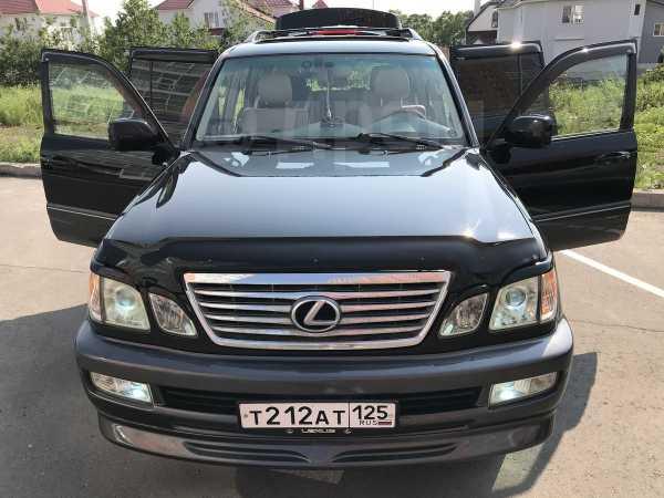 Lexus LX470, 2003 год, 1 430 000 руб.