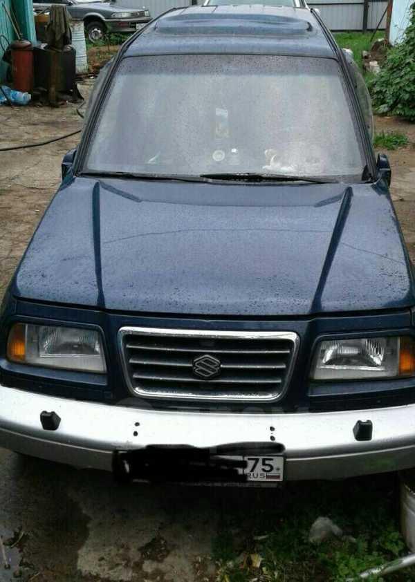 Suzuki Vitara, 1996 год, 220 000 руб.