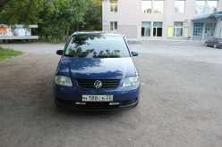 Volkswagen Touran, 2004 г., Новосибирск