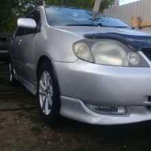 Свободный Corolla Runx 2001