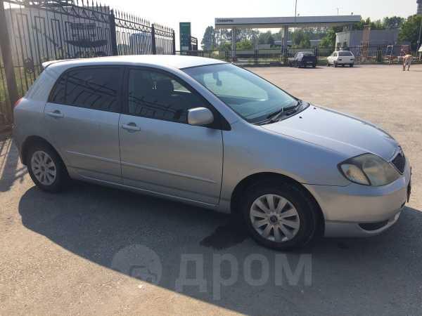 Toyota Corolla Runx, 2002 год, 360 000 руб.