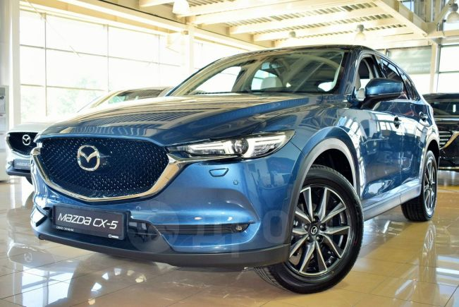 Mazda CX-5, 2018 год, 2 158 600 руб.
