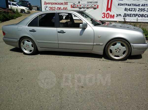Mercedes-Benz E-Class, 1997 год, 330 000 руб.