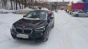 Новосибирск BMW X1 2015