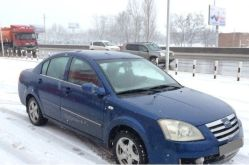 Chery Fora, 2008 г., Ростов-на-Дону