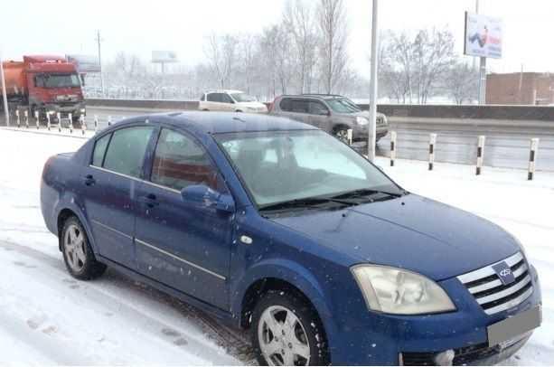 Chery Fora A21, 2008 год, 225 000 руб.