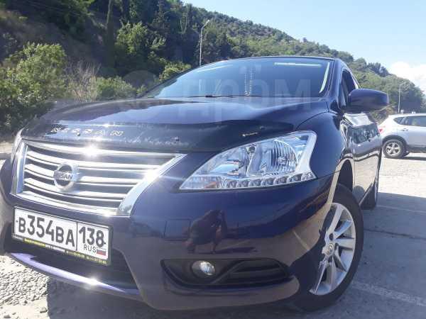 Nissan Sentra, 2015 год, 675 000 руб.