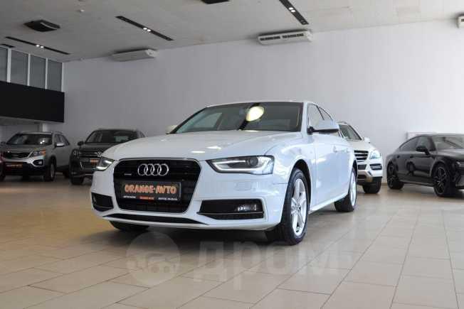 Audi A4, 2013 год, 1 099 000 руб.
