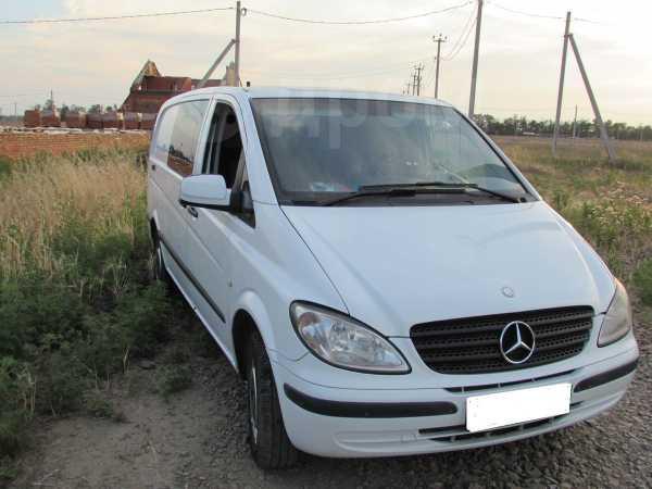 Mercedes-Benz Vito, 2009 год, 909 000 руб.