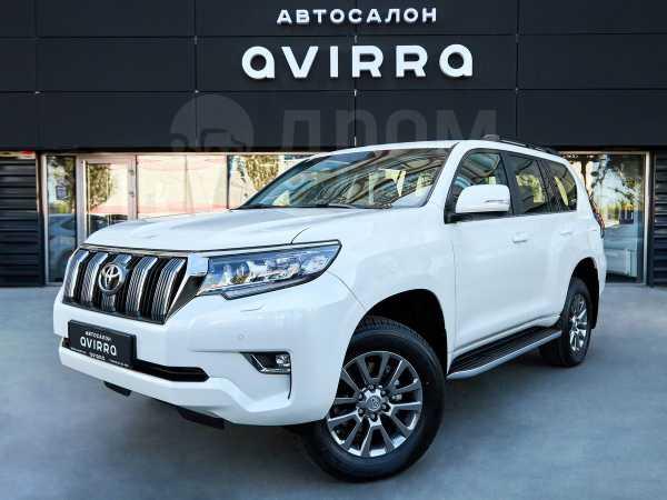 Toyota Land Cruiser Prado, 2018 год, 3 339 000 руб.