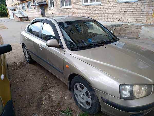Hyundai Elantra, 2003 год, 230 000 руб.