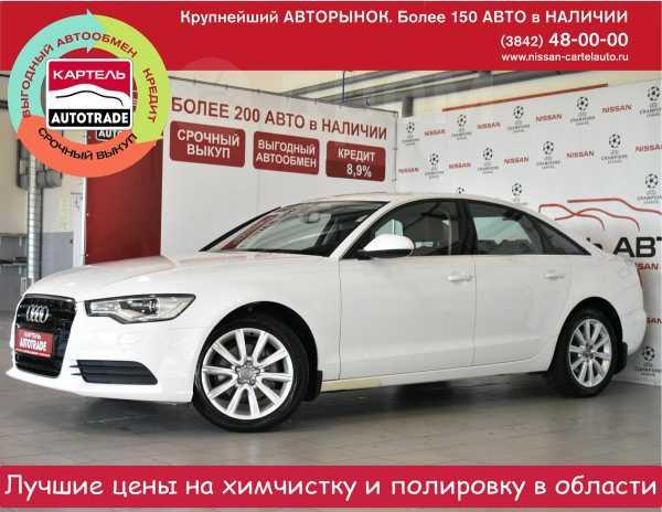 Audi A6, 2011 год, 959 000 руб.