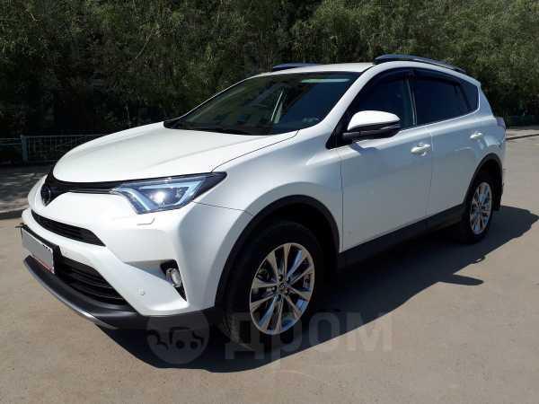 Toyota RAV4, 2017 год, 2 100 000 руб.