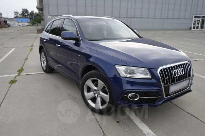Audi Q5, 2015 год, 2 100 000 руб.