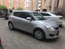 Красноярск Swift 2011