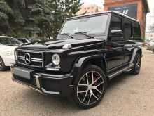 Омск G-Class 2015
