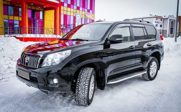 Toyota Land Cruiser Prado, 2012 год, 1 950 000 руб.