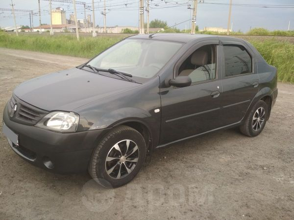 Renault Logan, 2009 год, 288 000 руб.