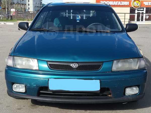 Mazda 323, 1998 год, 40 000 руб.