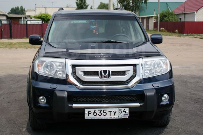 Honda Pilot, 2008 год, 995 000 руб.
